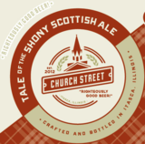 Church Street Tale Of The Shony Scottish Ale with Coco Nibs beer