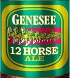Genesee 12 Horse Ale beer
