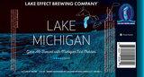 Lake Effect Lake Michigan beer
