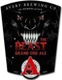 Avery The Beast Grand Cru 2016 beer