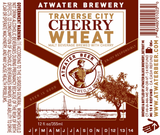 Atwater Traverse City Cherry Wheat beer