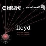 Kent Falls + Proclamation Floyd beer