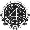 4 Noses Bout Damn Time beer Label Full Size