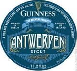 Guinness Antwerpen Stout beer