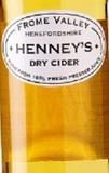 Henney's Dry Cider beer