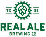 Real Ale Axis IPA beer