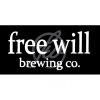 Free Will Cloudy with a Chance of Charcuterie New England Style IPA beer