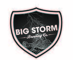 Big Storm Amber Ale beer