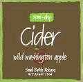 Tieton Cider Works Wild Washington Apple beer