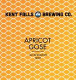 Kent Falls Apricot Gose Beer