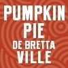 Almanac Pumpkin Pie de Brettaville beer Label Full Size