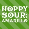 Almanac Farm to Barrel Hoppy Sour: Amarillo beer Label Full Size