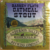 Anderson Valley Barney Flats Bourbon Barrel Beer