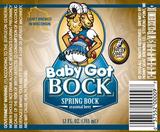 Horny Goat Baby Got Bock beer