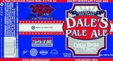 Oskar Blues Dale's Pale Ale Beer