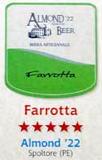 Almond '22 Farrotta Beer