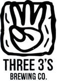 Three 3s IPA Beer
