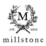 Millstone Plum Ceyser beer