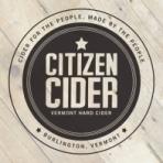 Citizen Cider Plum Intended beer