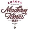 Modern Times Fruitland Tropical Fruit Gose beer Label Full Size