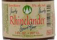 Rhinelander Export Lager beer Label Full Size