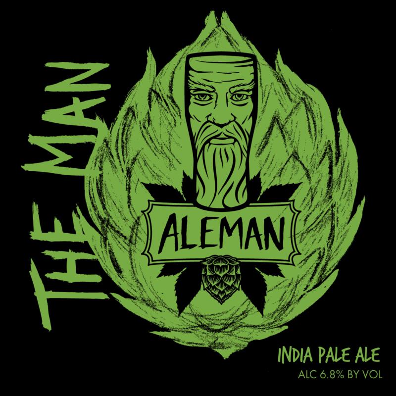 Aleman The Man Beer