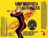 Perrin Unfinished Business Beer