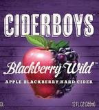 Ciderboys Blackberry Wild beer