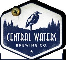Central Waters Bourbon Barrel Belgian Quad beer Label Full Size
