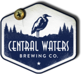 Central Waters Bourbon Barrel Belgian Quad beer