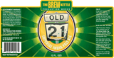 Brew Kettle Old 21 Imperial IPA beer