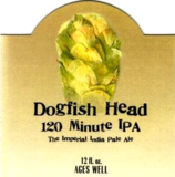 Dogfish Head 120 Minute 2011 beer