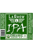 LaGrow Organic IPA Beer