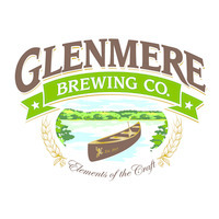 Glenmere Helles Bock Lager beer Label Full Size