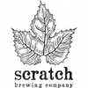 Scratch Single Tree Hickory beer Label Full Size