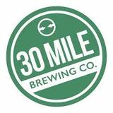 30 Mile Golden Boy beer