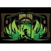 Burnt City Facemelter Hibiscus IPA beer Label Full Size