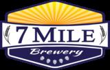 7 Mile Brewery - Nit Wit beer