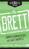 Cambridge Brett Conspiracy Beer