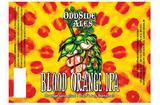 Odd Side Blood Orange IPA beer