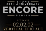 Stone Vertical Epic Ale 020202 Beer