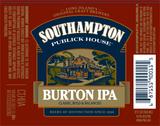 Southampton Burton IPA beer