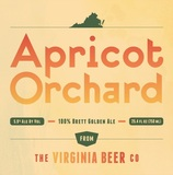 Virginia Beer Co. Apricot Orchard Brett Golden Ale beer
