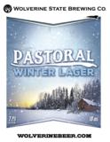 Wolverine State Pastoral Winter Lager beer