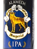 Alameda Yellow Wolf Imperial IPA Beer
