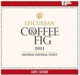 Epic Epicurean Coffee & Fig beer