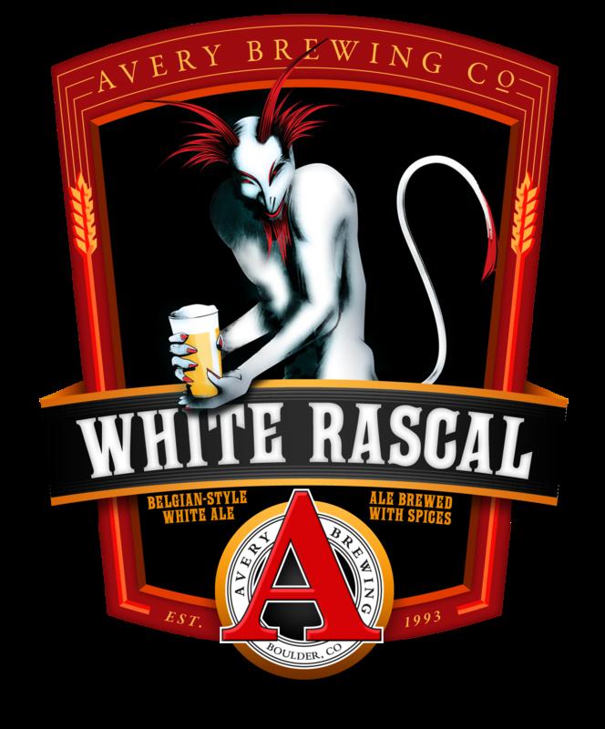 Avery White Rascal Beer