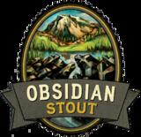 Deschutes Obsidian Stout Nitro Beer