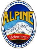 Alpine Hefeweizen Beer
