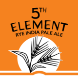 One Barrel 5th Element Rye IPA beer